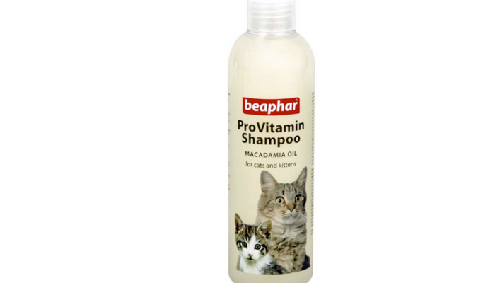 беафар гипоаллергенный шампунь для кошек