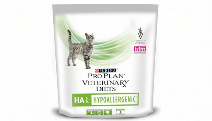 пурина гипоаллергенный корм для кошек
