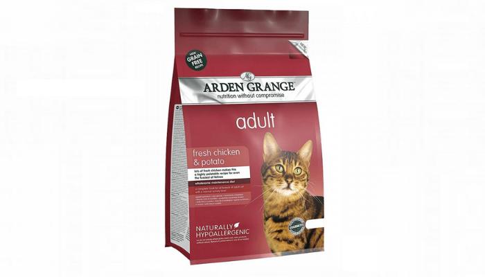 арден грандж корм для бенгальских кошек