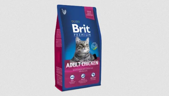 брит корм для сиамской кошки