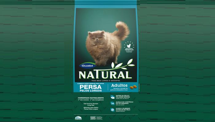 натурал корм для персидских кошек