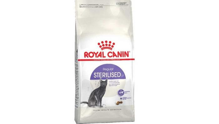 роял канин корм для стерилизованных кошек